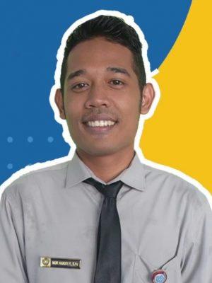 Nu Hakiim Perdana, S.Pd