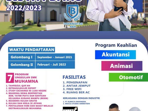 Penerimaan Peserta Didik Baru 2022/2023