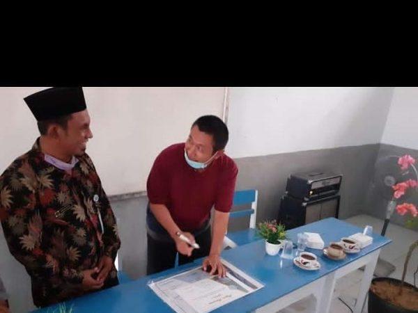 Penandatangan Peresmian SMK Muhamna sebagai SMK Esport Pertama Di Indonesia
